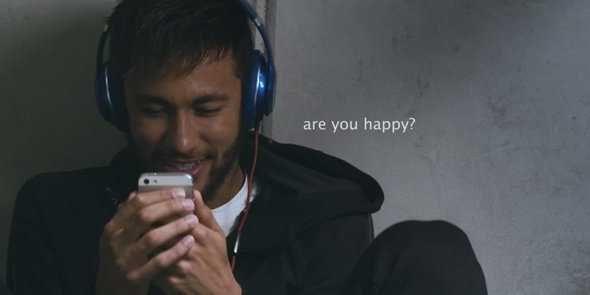"""Run like a crazy man chasing happiness""                     - Neymar Senior"