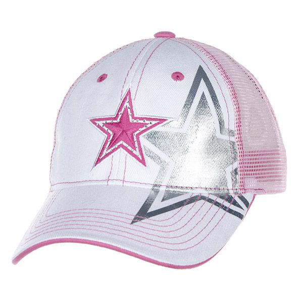 Dallas Cowboys! @Cecilia Börjesson Cole , I almost bought this when I ordered my earrings from the Dallas cowboys pro shop! :)