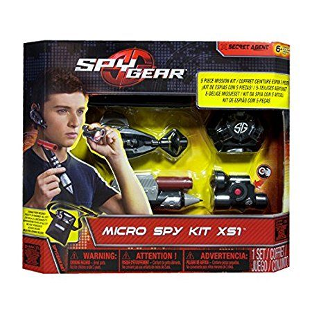 Your child's secret agent mission was never this exciting. Enjoy the new range of spy gadgets for kids with the Micro Spy Kit XS1. #geekygadgetsindia #spygadgetsindia #spygadgetsonline #buyspygadgets #buyspykits #spykits #buyspytoys #spytoys #spytech #buycoolspygadgets #latestspytechgadgets #spytechgadgets #gadgetsindia #gadgetsoline #spytechonline #buyspytech #professionalspykit