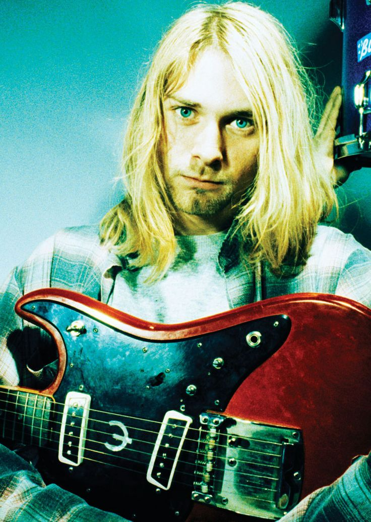 the life and struggles of kurt cobain Me, my mum and kurt cobain disciplined and demanded the best of themselves and others kurt blocked out life's tough realities using heroin.
