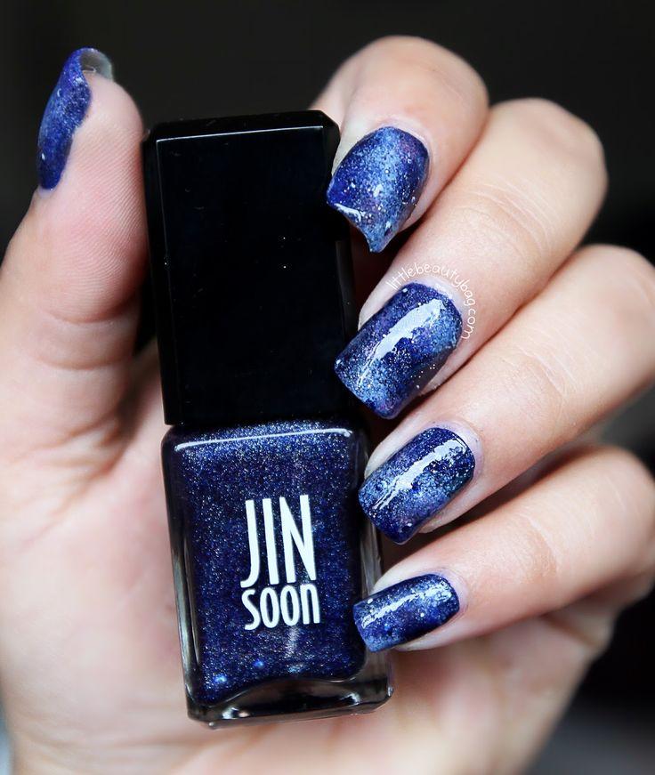 Little Beauty Bag: Galaxy Nails