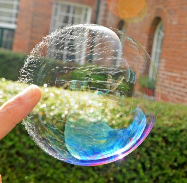 Bubble Photography Richard Heeks