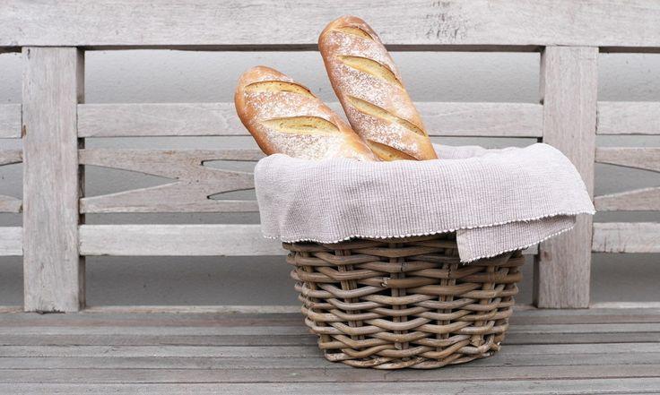 Rustikální (bramborová) bageta