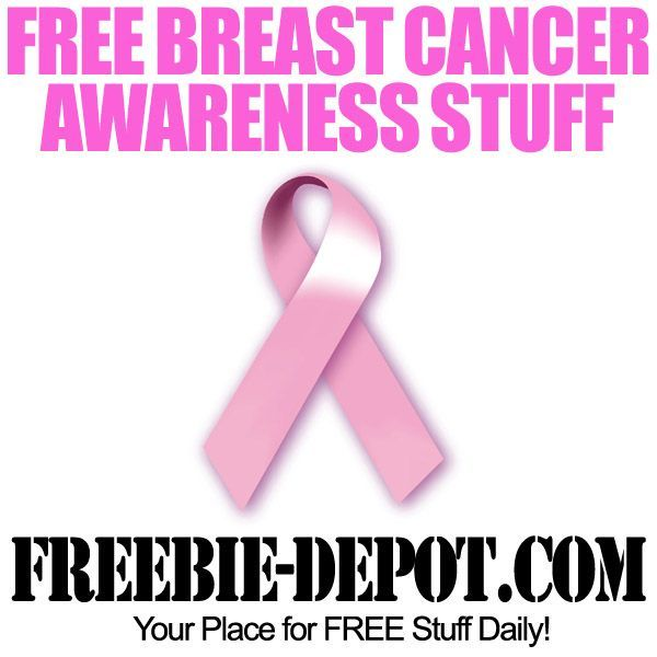 Breast giveaways free cancer