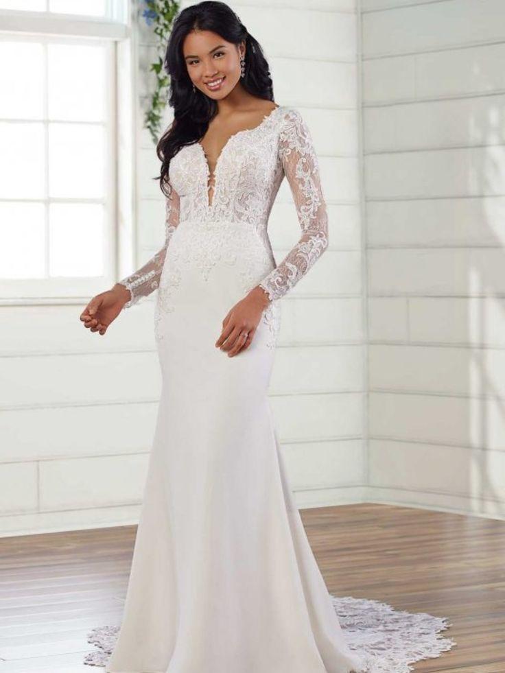 D3029 essense of australia wedding dresses essense of
