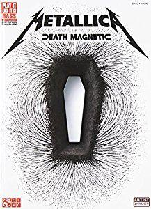 Metallica: Death Magnetic Play It Like It Is Bass (Play It Like It Is, Bass, Vocal) book by Metallica