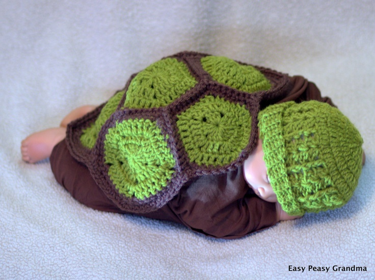 Free Crochet Pattern For Turtle Photo Prop : 112 best images about I want to crochet on Pinterest ...