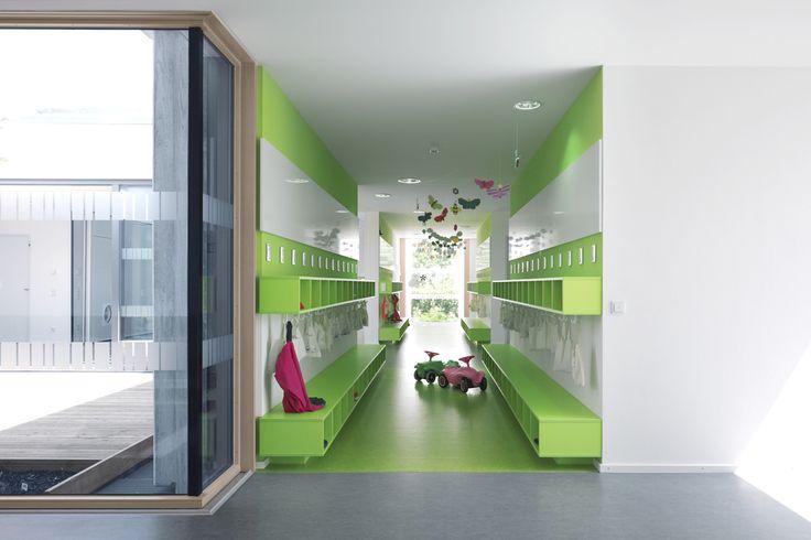 Liebel architekten kinderhaus arche noah h ttlingen for Raumgestaltung neufeld
