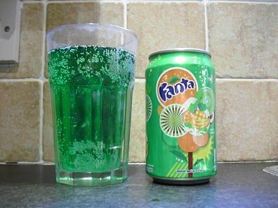 Soft Drink Without High Fructose Corn Syrup