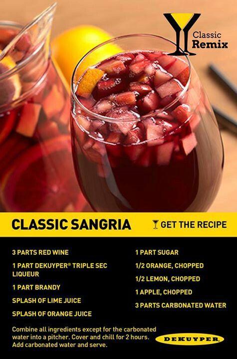 Classic Sangria