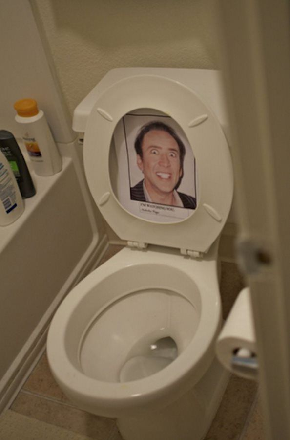 27 Evil Bathroom Pranks For People Who Are Tired Of Having Friends