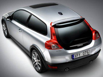 Volvo C  30.  The Twilight car!
