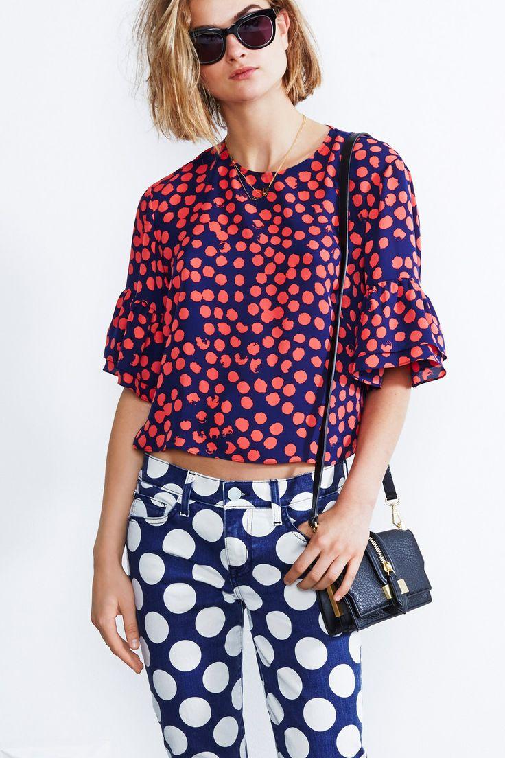 Rebecca Minkoff, pre-spring/summer 2015 fashion collection
