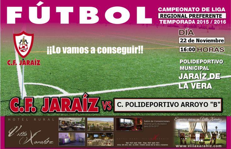 Empate a uno ante C.P. Talayuela y próxima jornada del C.F. Jaraíz