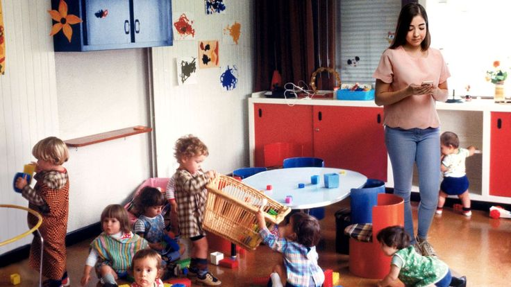 New Affordable Daycare Sort Of Keeps An Eye On Your Kids