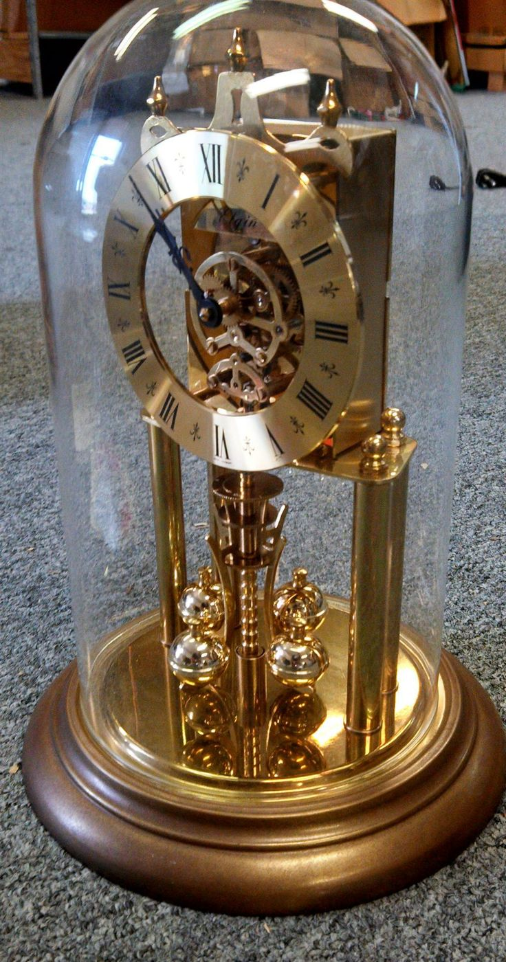 Anniversary Clock