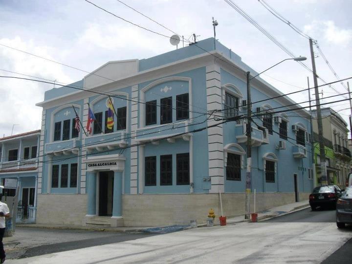 Alcaldia ciales puerto rico pinterest - Constructor de casas ...