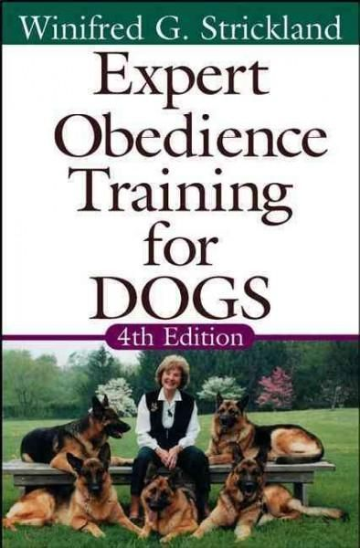 The Latest Edition of a Classic Dog Training Book Learn how to communicate more effectively with your dog using the time-tested training method of the most successful Obedience competitor in history.