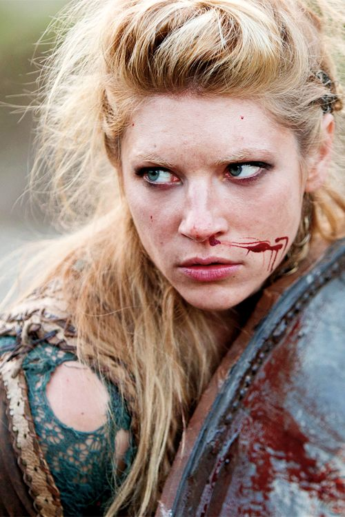 Vikings Shield maiden, Lagertha Ragnar's wife