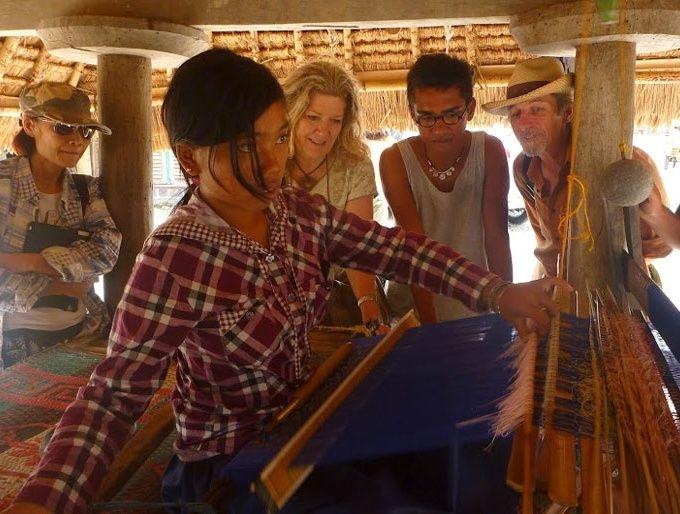 Local craft in Tanjung Ringgit Eco Region, Lombok, Indonesia.     https://twitter.com/LombokEco  http://www.linkedin.com/company/2998329?trk=NUS_CMPY_FOL-pdctd