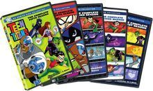 Teen Titans: The Complete Seasons 1-5 [10 Discs] [DVD]
