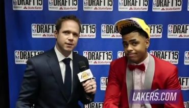 Watch: D'Angelo Russell 1-on-1