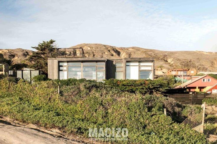 Increíble casa en Playa Las Brisas de Matanzas. - Casas de vacaciones en alquiler en Matanzas, O'Higgins Region, Chile