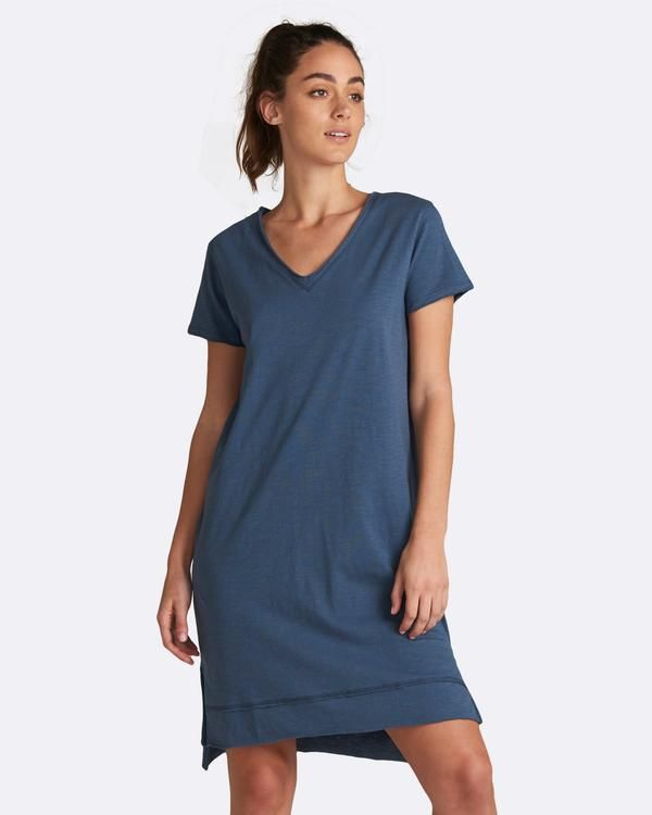 Mable Dress - Indigo blossomandglow.com.au