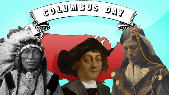Columbus Day celebrates Christopher Columbus's voyages to North America from Europe in the late 1400s. Find out how Columbus made it to North America by accident, but still got a holiday in his honor, and how some people use Columbus Day to honor the people that already lived in North America before he arrived.