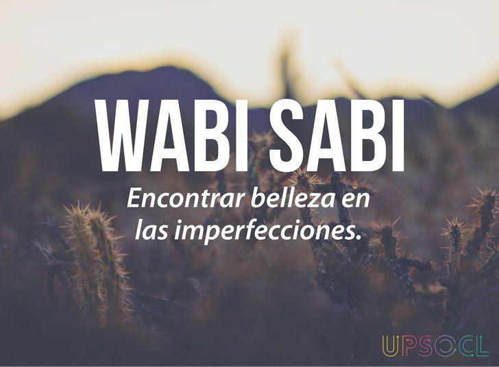 Del jápones. 19 hermosas palabras que no tienen traducción al español