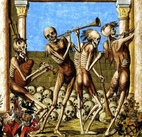 Danse Macabre - Niklaus Manuel (Deutsch I)