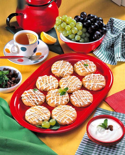 Biscuiţi cu unt   Retete culinare - Romanesti si din Bucataria internationala