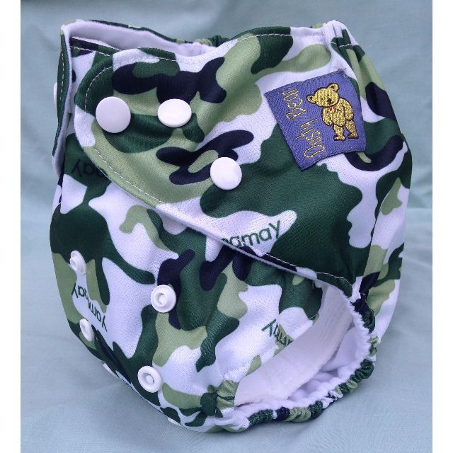 Modern Cloth Nappy Newborn to Toddler on Carousell