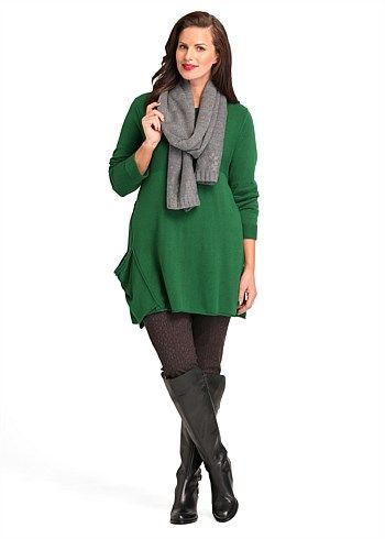 #TS Madison Pullover #plussize #curvy