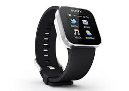 """Smartwatch by Sony - It keeps you """"discreetly updated and your hands free"""" is what Sony claims. A beautiful design, and even more brilliant functioning."""