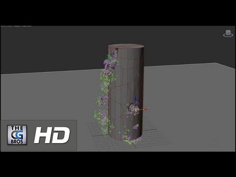 3dsmax Tutorial HD: Use Thinking Particles to Fragment a pillar by Will ...