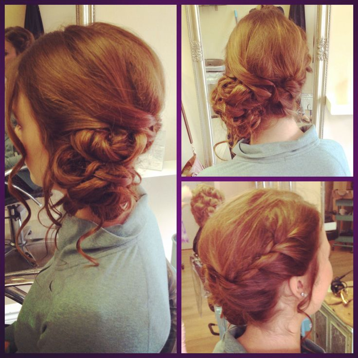Updo for Prom #bbbeauty #bbbteam #glam  www.brittanybuckhair.com