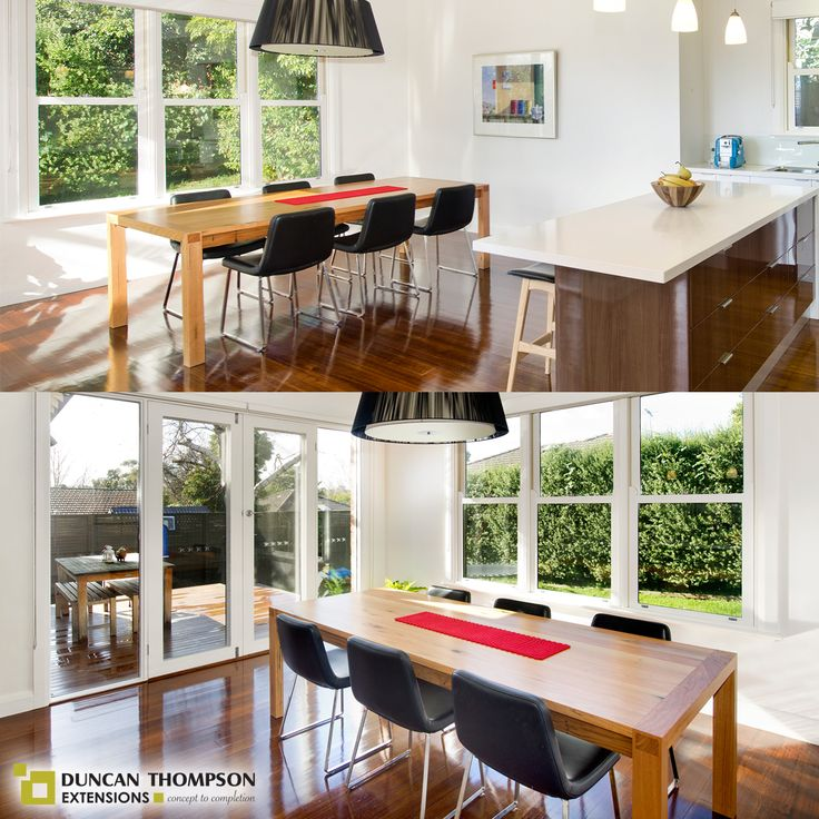 Wouldnt You Just Love To Extend The Rear Of Your Home Kitchen Include A Dining Room And An Outdoor Deck Dream No More Folks