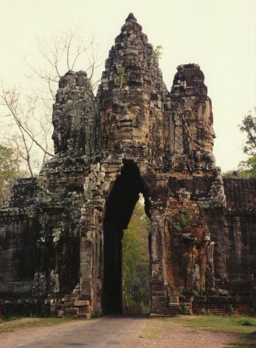 Angkor Thom, Cambodia - Travel Photos by Galen R Frysinger, Sheboygan, Wisconsin