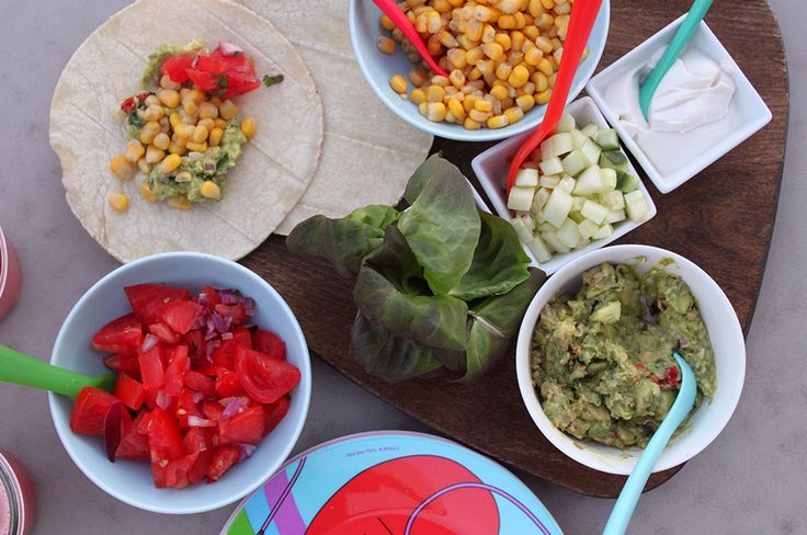 Healthy party food for kids - jamieoliver.com