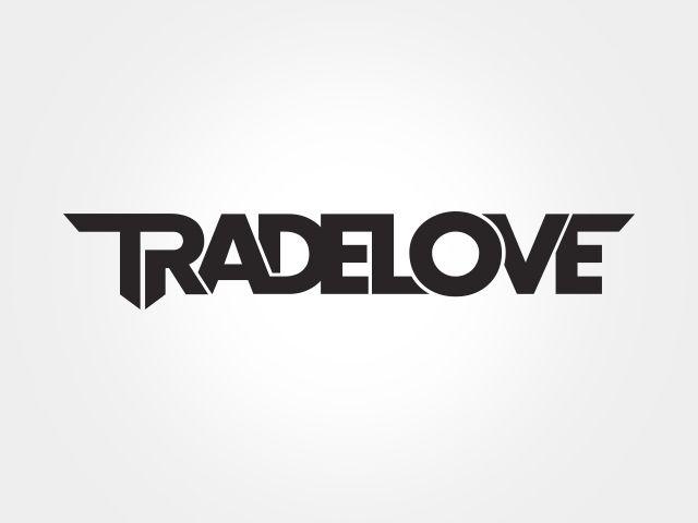 Logo Design for famous dj Tradelove.