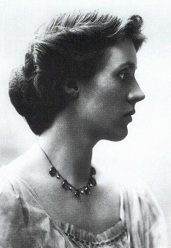 Vanessa Stephen, 1900s by Gatochy, via Flickr