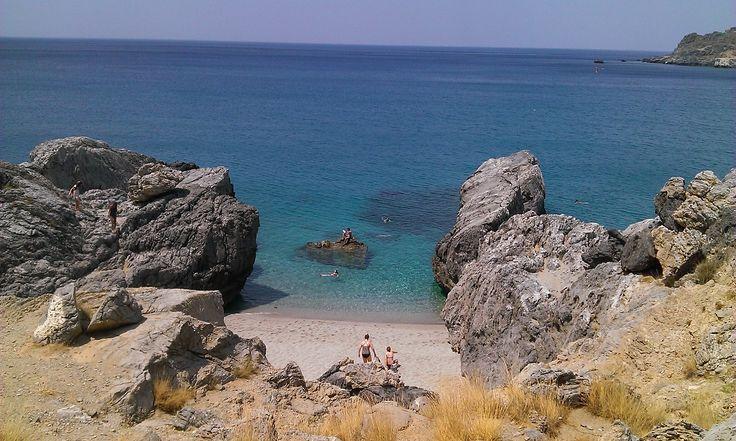 Klisidi beach, Crete