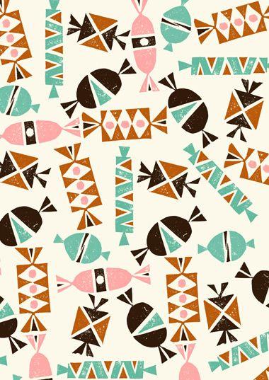 Debbie Powell #surface #pattern
