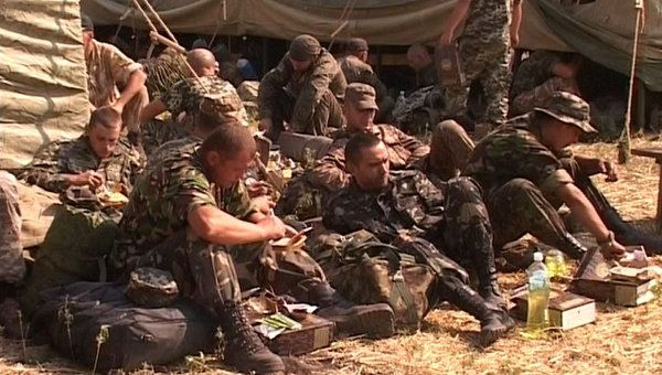 Over 400 Ukrainian Military Personnel Request Refugee Status in Russia