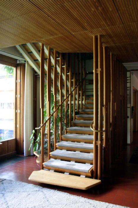 Architectural Classic Villa Mairea By Alvar Aalto