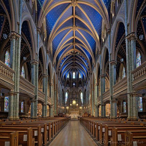 Notre-Dame Cathedral Ottawa, Canada