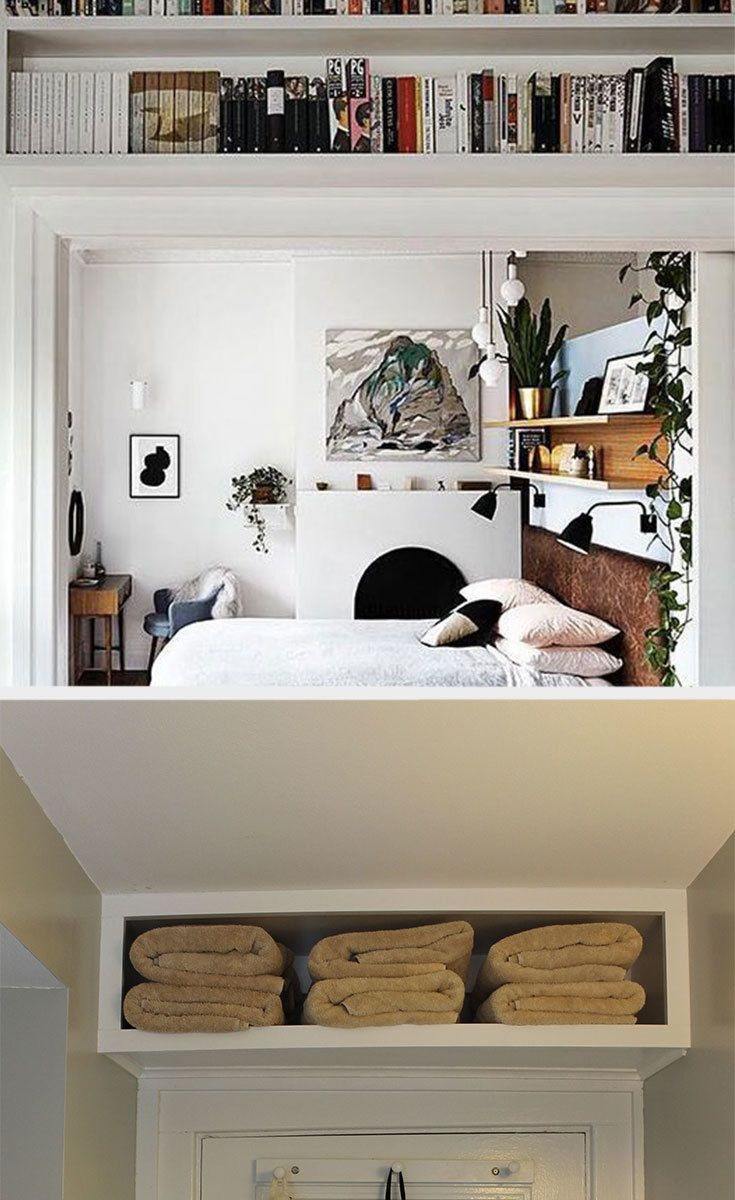 Top 9 Small Bedroom Storage Ideas In 2019 Organization Hacks Small Bedroom Storage Small Bedroom Bedroom Storage