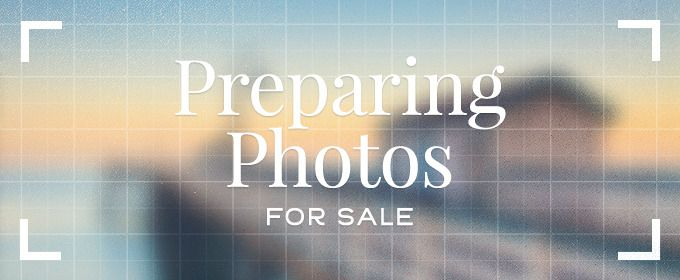 On the Creative Market Blog - How to Prepare Photos for Sale