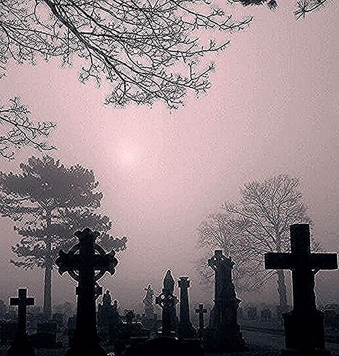Кресты ночи картинка